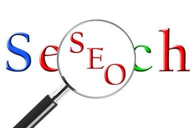 How is happens the promotion of the site in search engines?