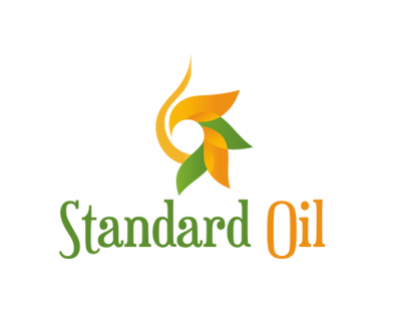 Development of logo design for Standart Oil company from Chisinau, Moldova