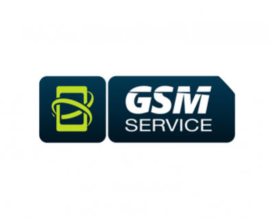Development of logo design for GSM service company from Chisinau, Moldova