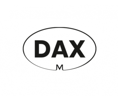 Development of logo design for Dax company from Chisinau, Moldova