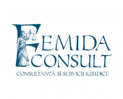 Developmentof the logo for a company «Femida Consulting» SRL in Moldova