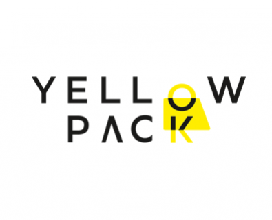 Development of a logo for the company Yellow pack in Moldova