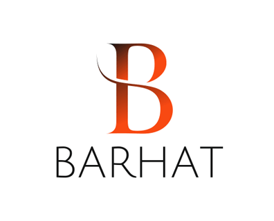 Development of a logo design for the company Barhat