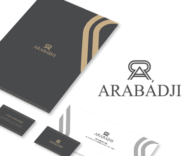 Development of corporate identity for the company Arabadji in Moldova