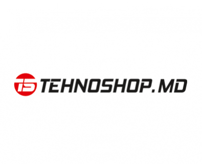 Creation of logo Tehnoshop in Moldova