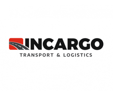 Development of logo design for Incargo company from Chisinau, Moldova