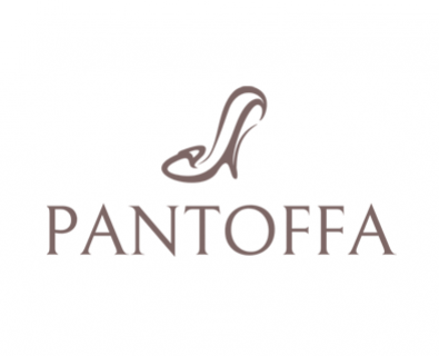 Development of a logo for the company Pantoffa in Moldova