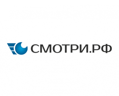 Logo design for СМОТРИ.РФ in Moldova