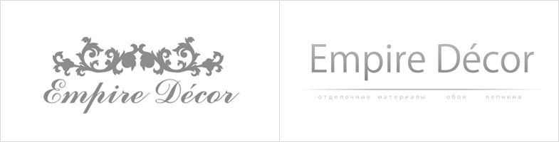 Creation of individual logo by company Studio Webmaster